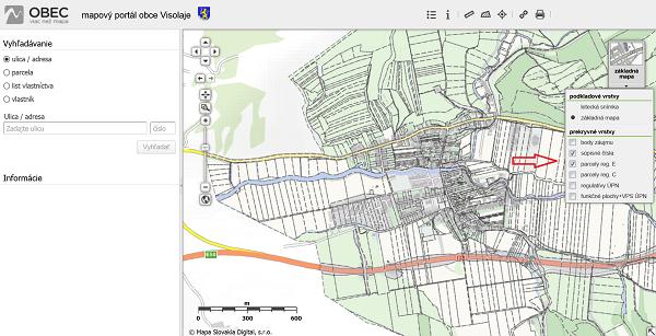 7a87b9400 Obrázok číslo 2: Mapové vrstvy